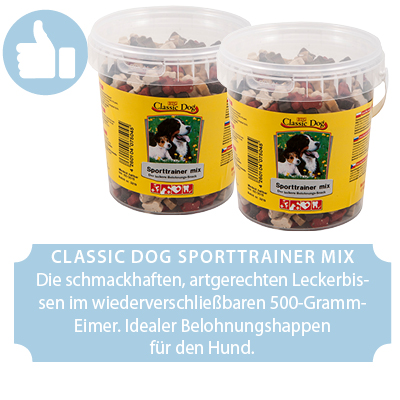 Classic Trainingssnacks für Hunde