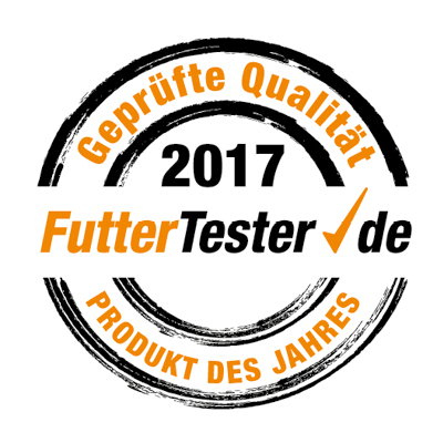 Futtertester Siegel 2017