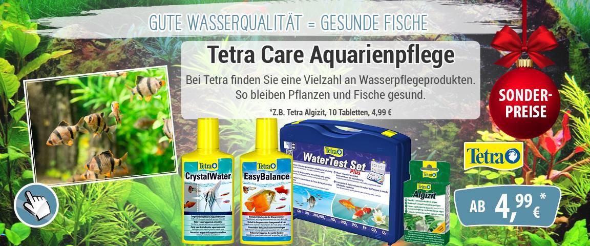 Aquarienpflege - Tetra Care - 15 % Rabatt