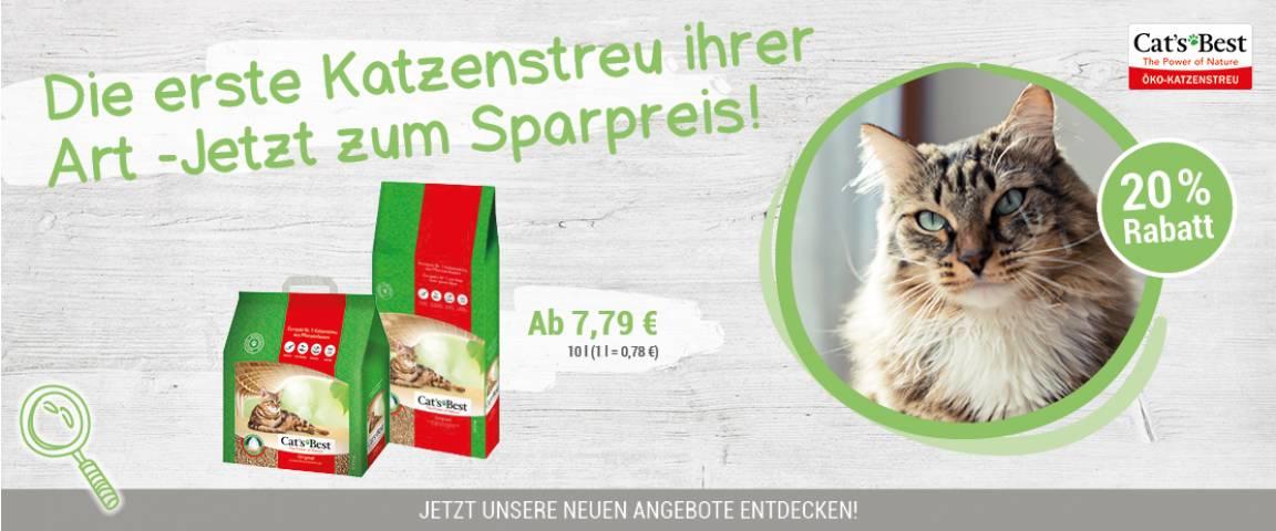 Cats Best Original 20 % Rabatt