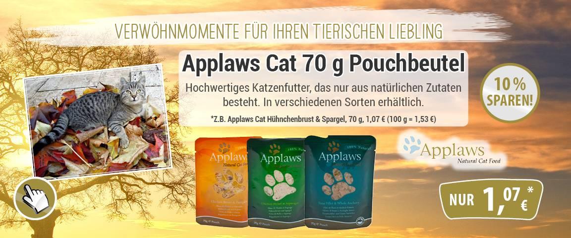 Applaws Katze 70 g -  10% Rabatt