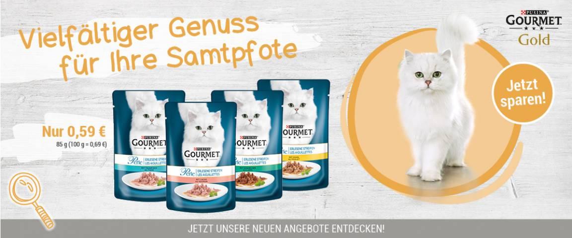 Gourmet Perle 85 g - 12 % Aktionsrabatt
