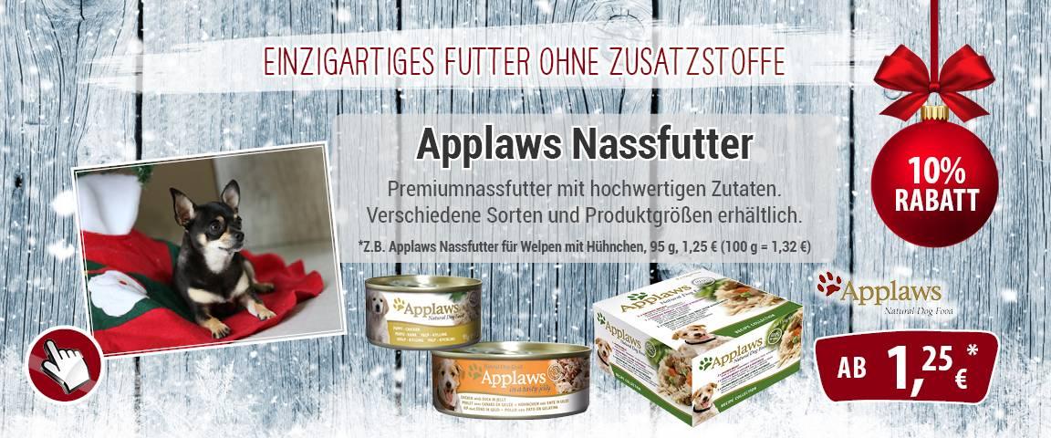 Applaws  Hunde Nassfutter - 10% Rabatt
