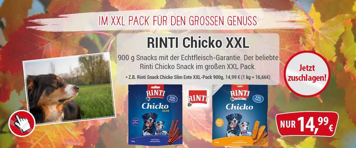 Rinti Chicko XXL - 5 % Rabatt