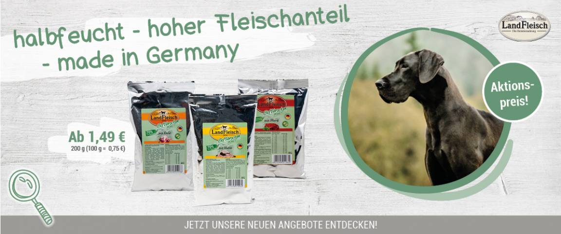 LandFleisch Dog Softbrocken 200 g