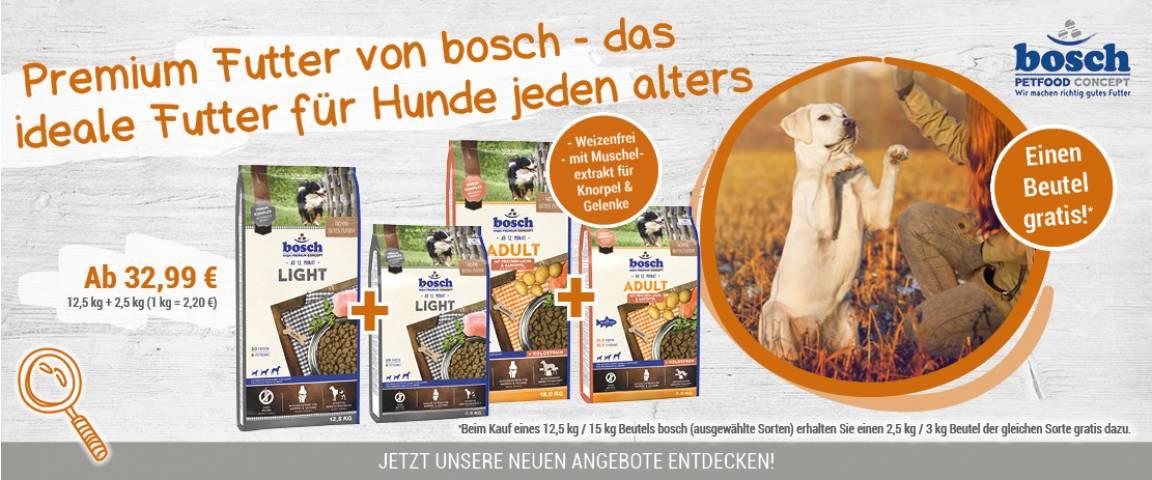Bosch Light 12,5 kg + 2,5 kg gratis