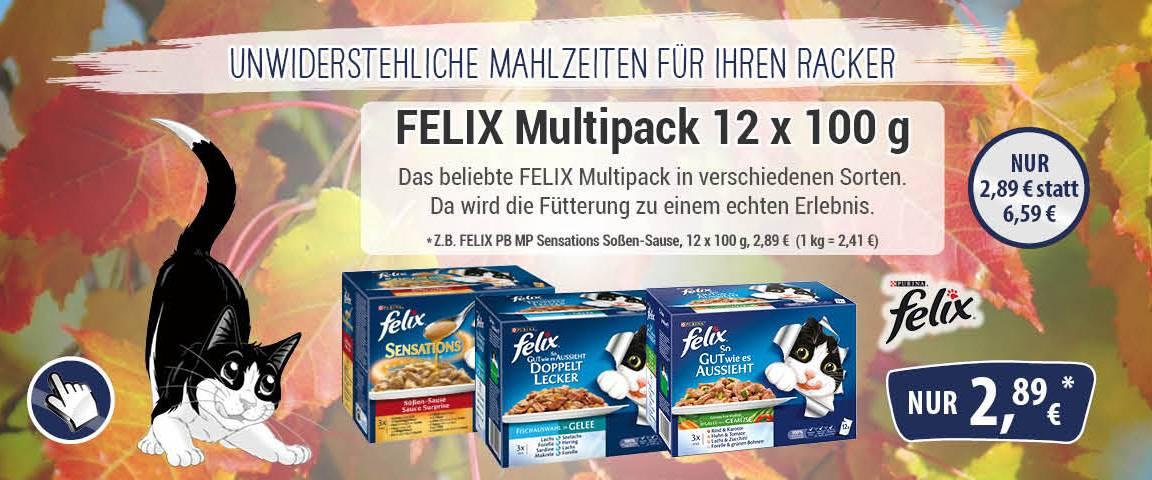 Felix 12er MP - 15 % Aktionsrabatt
