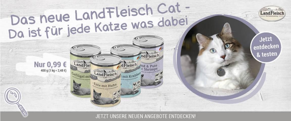 LandFleisch Cat 400 g
