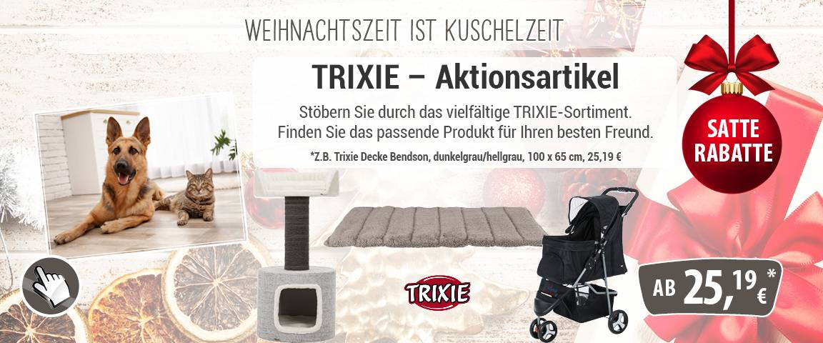 Trixie Aktionsartikel - 5 % Rabatt