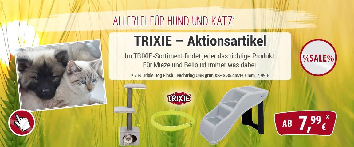 Trixie Aktionsliste - 10 % Rabatt