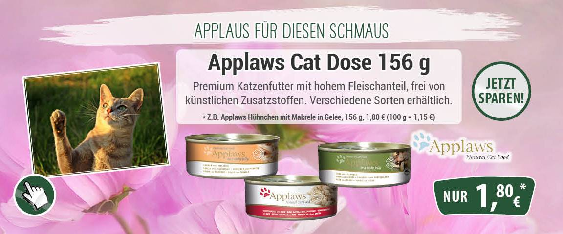 Applaws Katze - 10% Rabatt