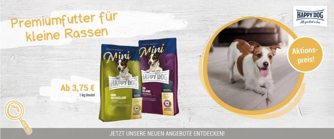 Interquell Aktionsartikel Happy Dog Supreme Sensible Mini 1 kg
