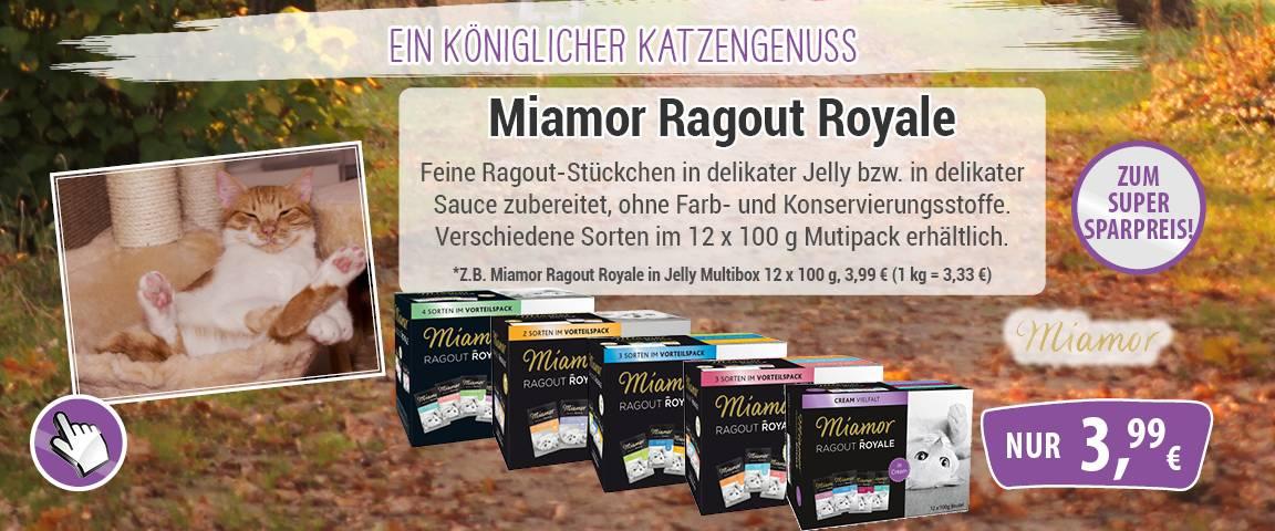 MIAMOR Ragout Royale - Multi-Boxen - 8 % Rabatt