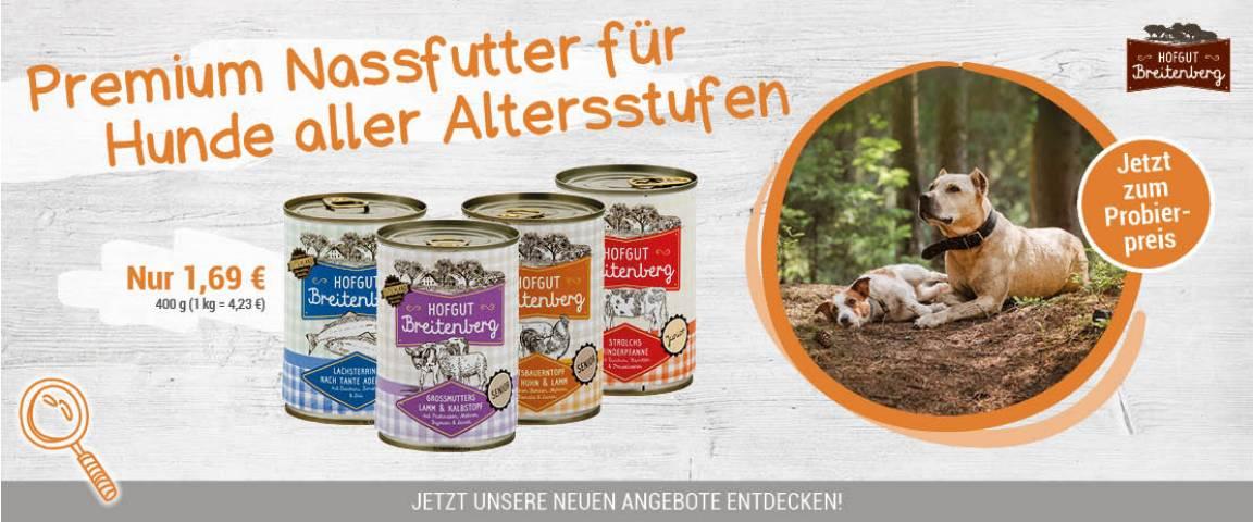 Hofgut Breitenberg Dog 400 g