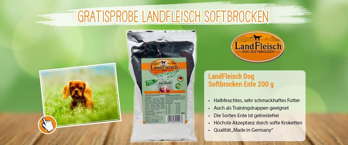 LandFleisch Softbrocken Pferd Aktionspaket - 5 % Aktionsrabatt