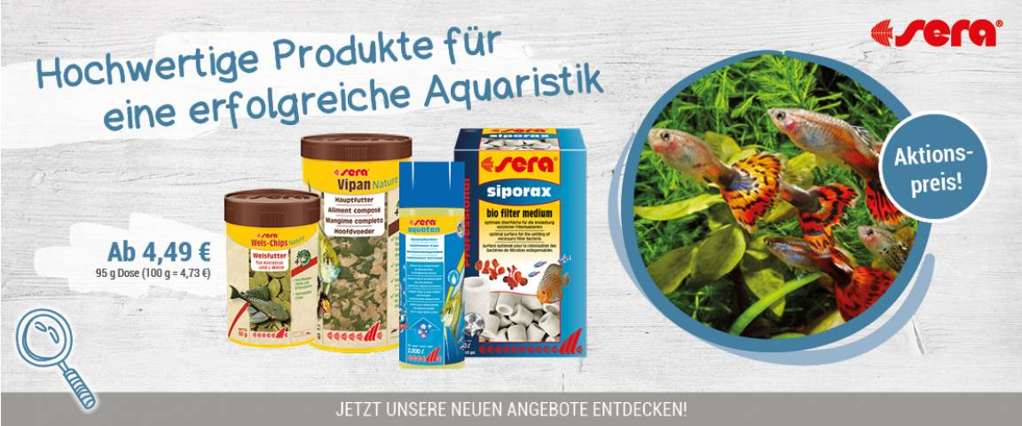 SERA Aquaristik