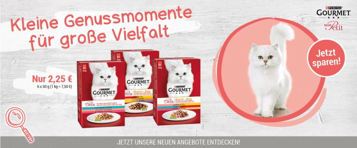 Gourmt Mon Petit 6 x 50 g