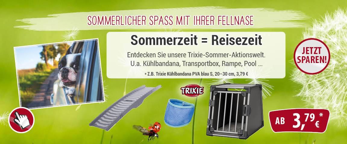 Trixie - 5 % Rabatt