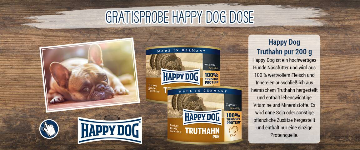 Sampling Happy Dog
