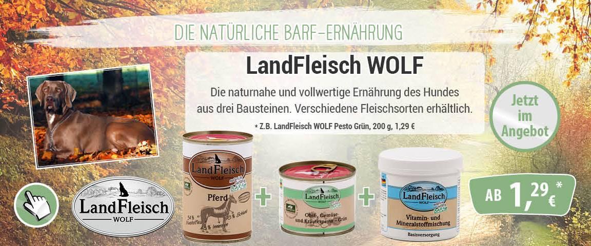 LandFleisch Wolf - 10 % Rabatt