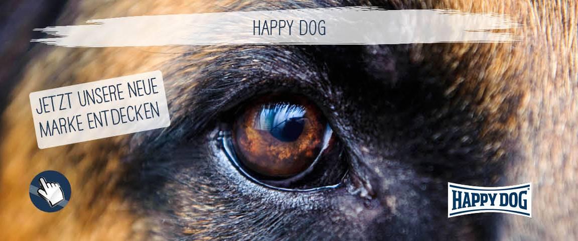 Markenwelt Happy Dog