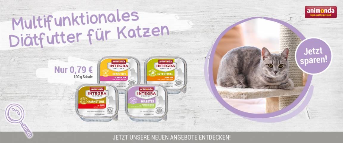 Integra Protect Katze 100g Schale