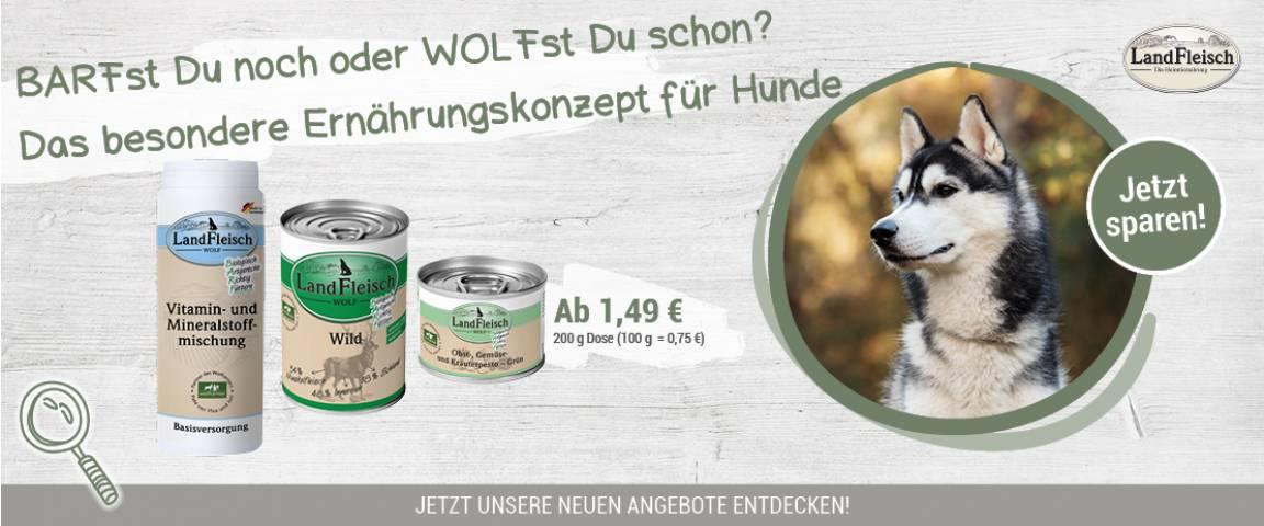 LandFleisch Dog Wolf