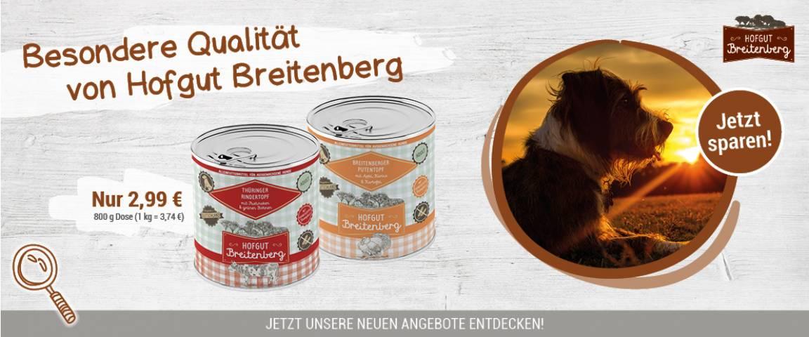 Hofgut Breitenberg Aktionsartikel 800 gr. Dose