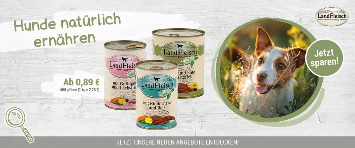 LandFleisch Dog 400/800g