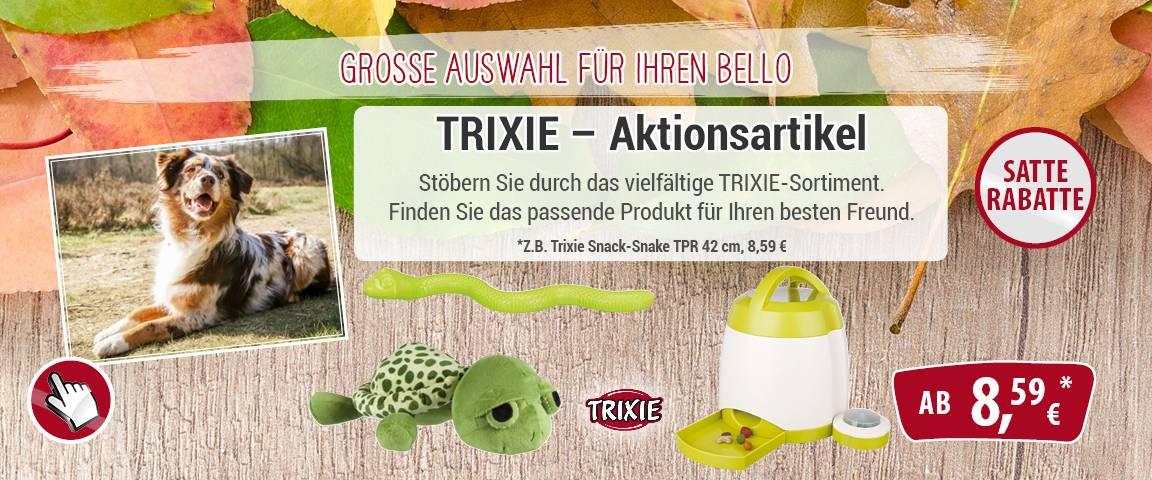 Trixie Aktionsartikel - 10 % Rabatt