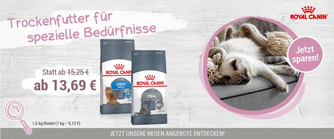 ROYAL CANIN Aktionsartikel Katze FCN 1,5/2 kg