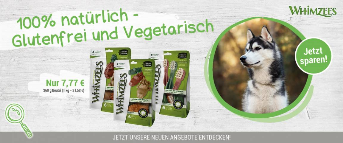 Whimzees Aktionsartikel Dog Snacks