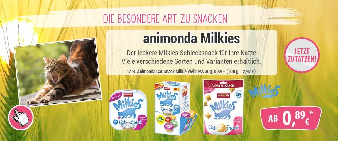 Milkies - 6 % Rabatt