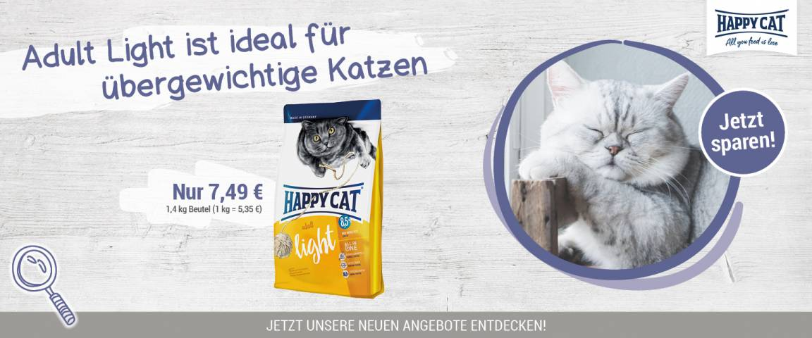 Happy Cat Supreme Adult Light 1,4 kg