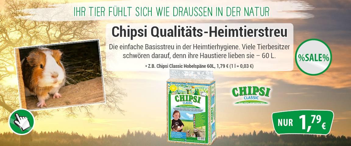 Chipsi Classic Hobelspäne - 4 % Aktionsrabatt