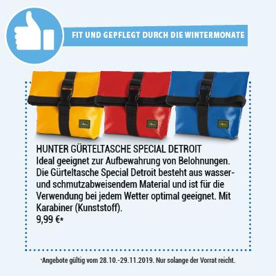 Hunter Gürteltasche Special Detroit