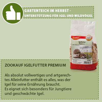 zookauf Igelfutter Premium