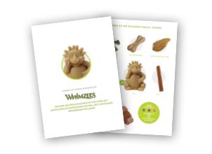 Whimzees Produktflyer