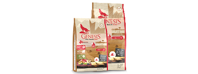 Genesis Pure Canada Dog Shallow Land