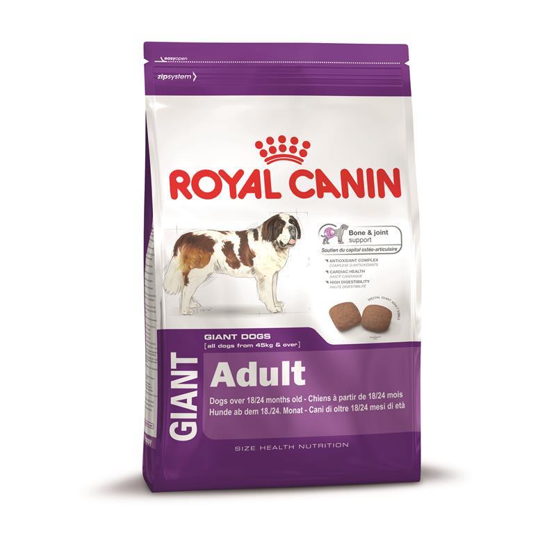 royal canin size giant adult g nstig online bestellen. Black Bedroom Furniture Sets. Home Design Ideas