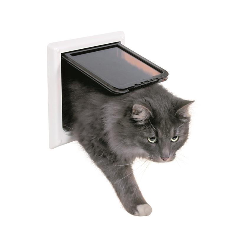 trixie 4 wege freilauft r mit tunnel wei xl g nstig online bestellen. Black Bedroom Furniture Sets. Home Design Ideas