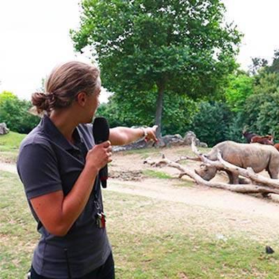 Animations pédagogiques - ZooParc de Beauval
