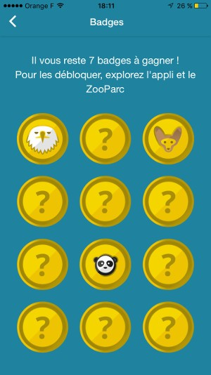 Jeux et selfie rigolo - L'application mobile - ZooParc de Beauval