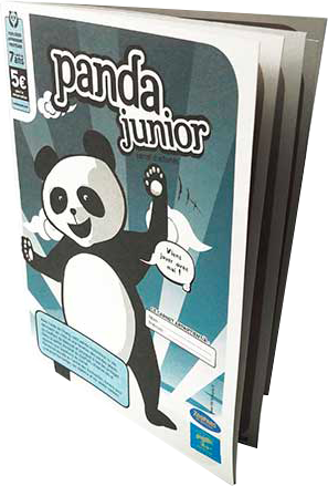 Carnet Panda Junior - ZooParc de Beauval