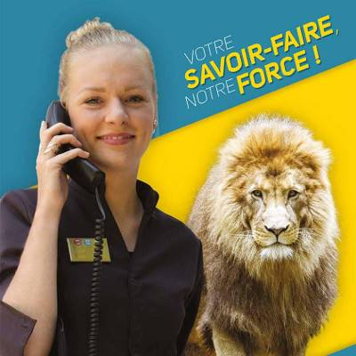 Recrutement - ZooParc de Beauval