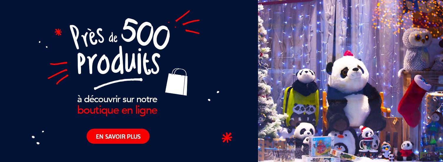 La boutique - ZooParc de Beauval