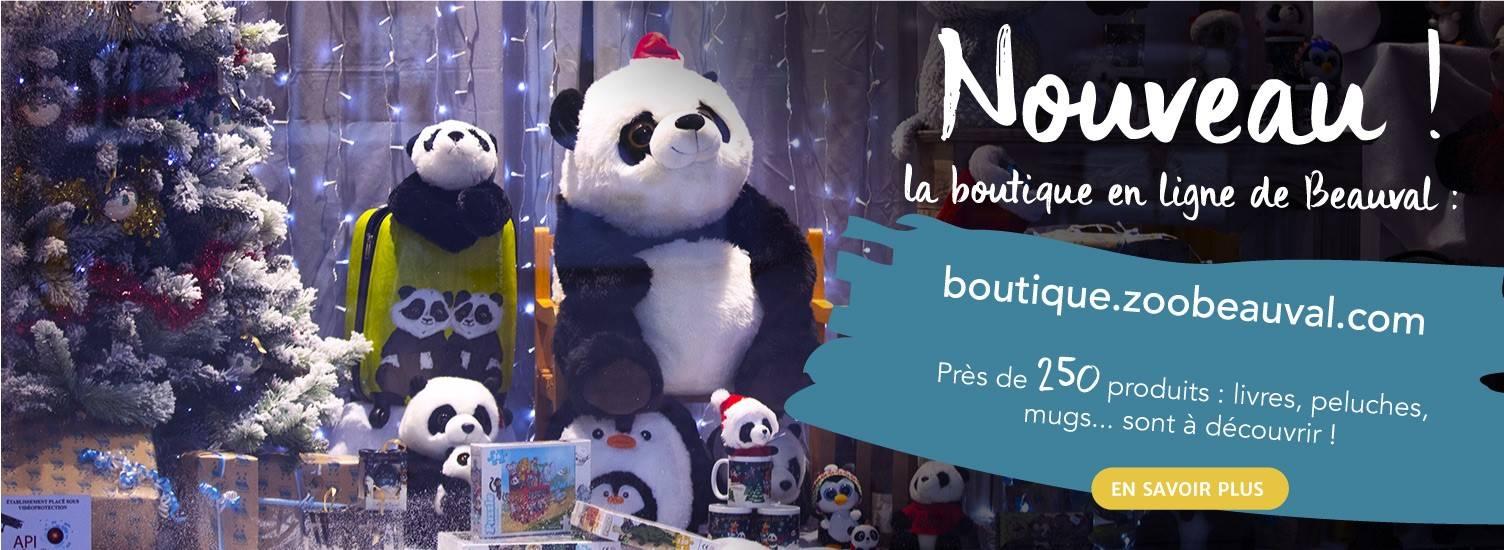 E-Boutique - ZooParc de Beauval