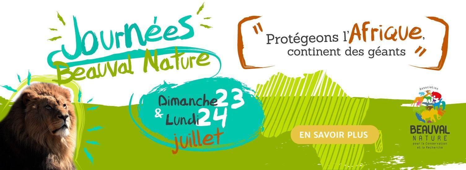 Journées Beauval Nature - ZooParc de Beauval