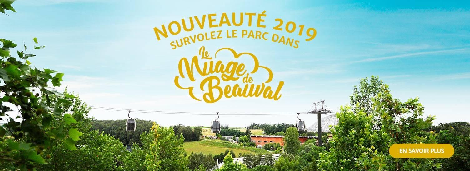 Télécabine - Nouveauté 2019 - ZooParc de Beauval