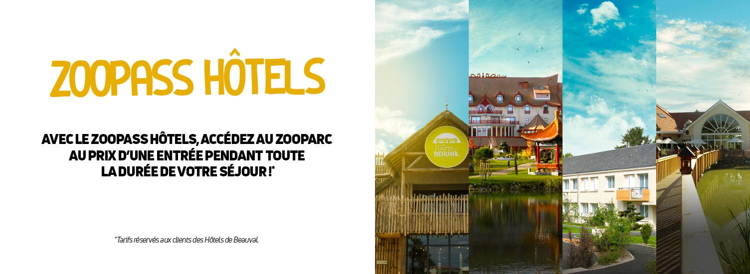 Séjours et hôtels - ZooParc de Beauval